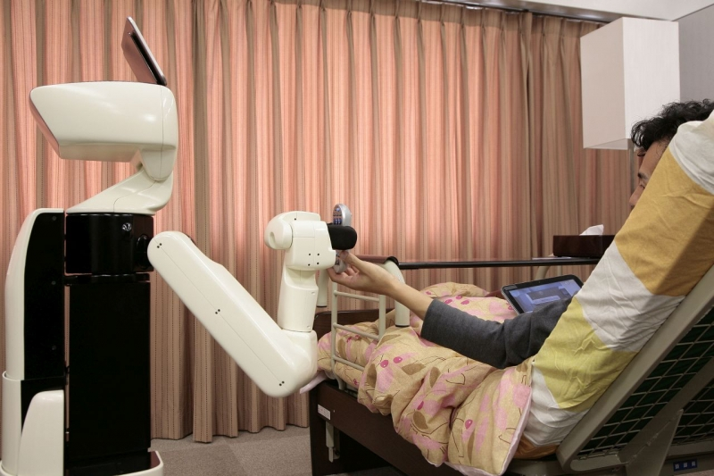 Human Support Robots © Toyota