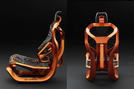 Kinetic Seat © Lexus