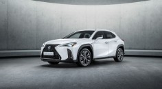 Lexus UX zadebiutuje w Goodwood